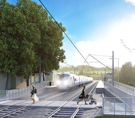 Dwa nowe przystanki kolejowe w Jeleniej Górze