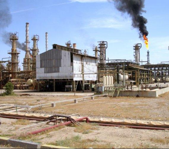 Irak zwiększy wydobycie gazu ziemnego
