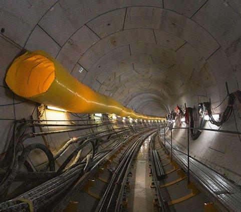 Tunele  ochronią Singapur  przed powodzią