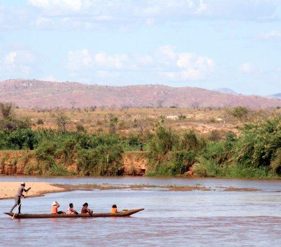 Rekordowy most na Madagaskarze: Kuwejt przekazał dofinansowanie