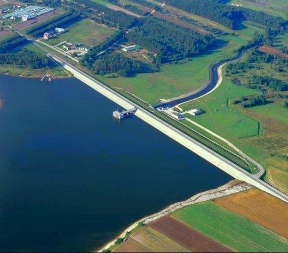 Elektrownia wodna Domaniów znów produkuje zieloną energię