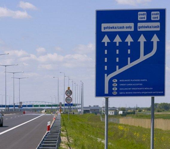 Autostrada A2: od nowego roku wyższe opłaty dla pojazdów ciężarowych
