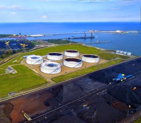 Więcej ropy z Afryki Zachodniej w Polsce