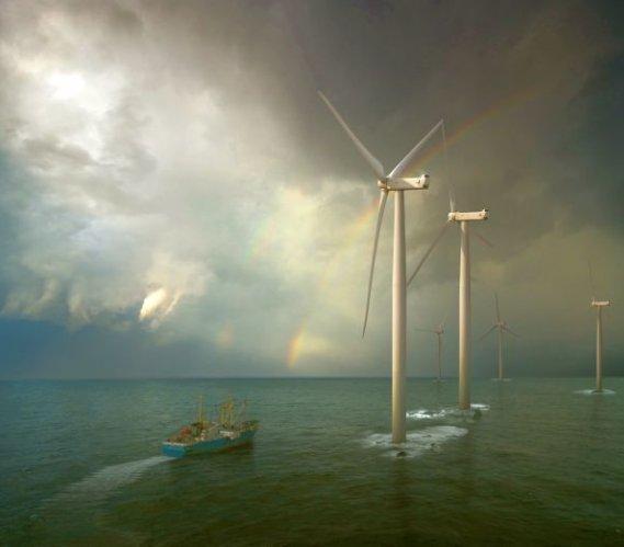 Tajwan: 12 przekroczeń HDD na budowie farmy wiatrowej