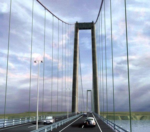 Najdłuższy most podwieszany w Ameryce Południowej: jaki będzie?