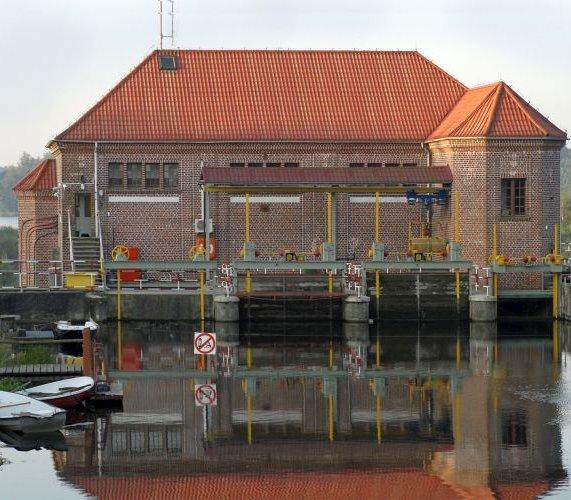 Stuletnia elektrownia wodna w Borowie już po remoncie