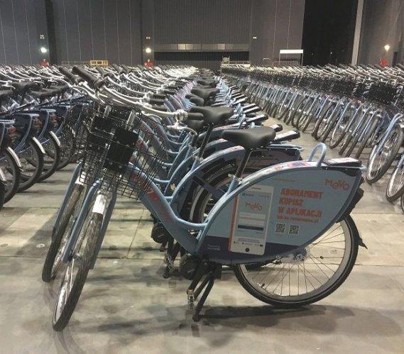Największy system roweru elektrycznego na świecie już za kilka tygodni w Polsce