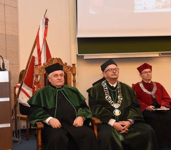 Prof. dr hab. inż. Kazimierz Furtak doktorem honoris causa Politechniki Świętokrzyskiej