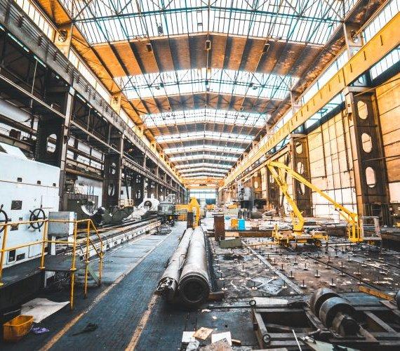Systemy bezpieczeństwa dla przemysłu