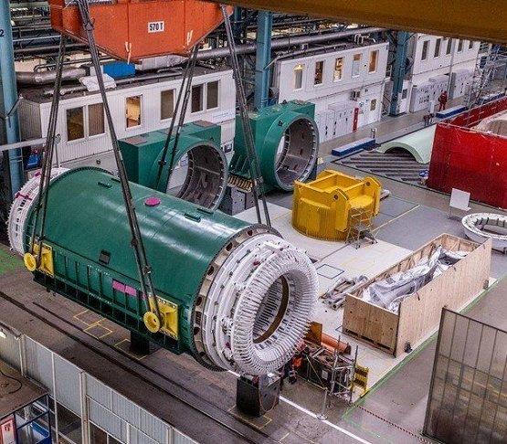 Wrocław–Kanada: transport potężnego elementu dla elektrowni atomowej