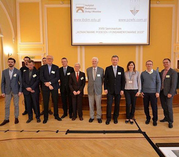 XVIII Seminarium Geotechnika dla Inżynierów