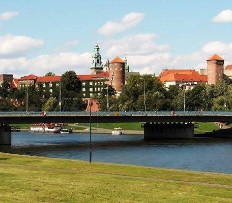 Renowacja 200-letniego kanału w centrum Krakowa