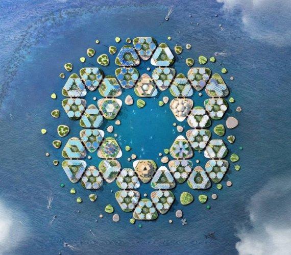 Oceanix City: 10 tys. ludzi będzie mogło zamieszkać na sztucznych wyspach