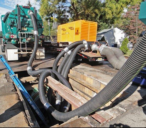 Renowacja CIPL 36-calowej magistrali gazowej