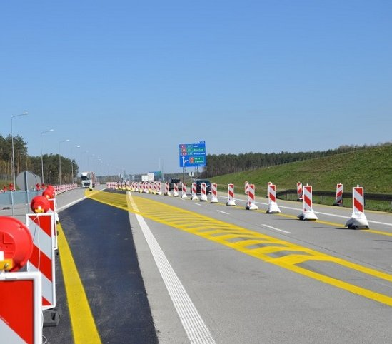 A1: rozpoczęły się prace na odcinku Tuszyn–Piotrków Trybunalski Południe