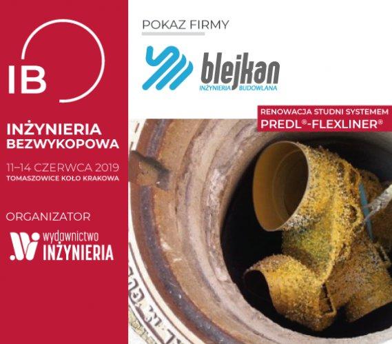 Renowacja studni systemem PREDL®-FLEXLINER® na żywo!