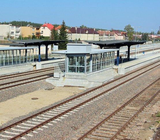 Pociągi wracają na trasę Miastko–Słupsk–Ustka