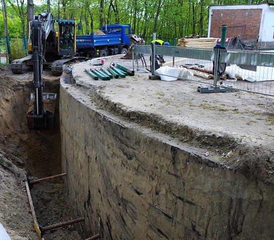 Sopot: trwa remont zbiornika Piaskowa