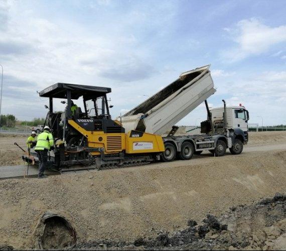 Nowa technologia budowy dróg