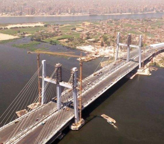 Najszerszy most podwieszany już w Księdze Guinessa
