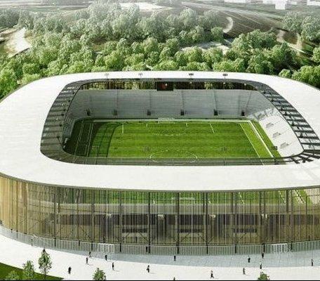 Umowa na budowę stadionu w Sosnowcu