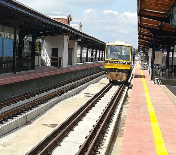 Estakada kolejowa w Gorzowie Wlkp. gotowa