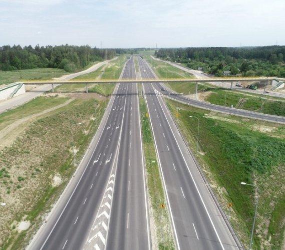 Obwodnica Olsztyna w całości dostępna dla kierowców