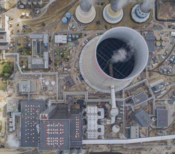 Elektrownia Jaworzno: nowy blok w finalnej fazie realizacji