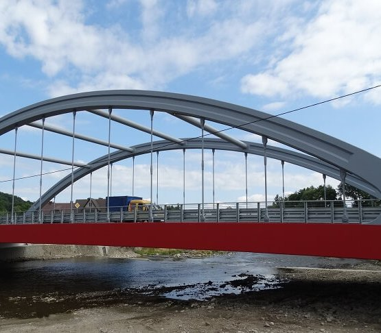Budowa mostu w Białym Dunajcu: koniec całej inwestycji