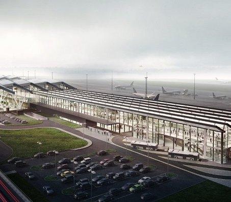 Kto wybuduje pirs na lotnisku w Gdańsku? Są trzy oferty