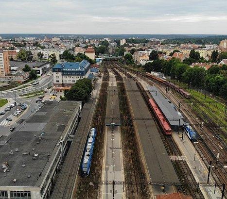 Podpisano umowę na projekt dworca w Olsztynie
