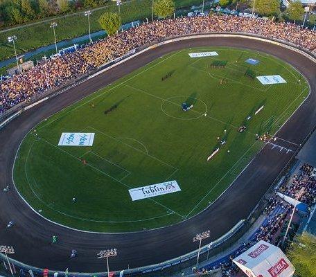 Lublin: ważna umowa dotycząca przebudowy stadionu