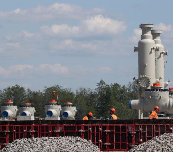 Sąd UE ograniczył monopol Gazpromu w wykorzystaniu gazociągu OPAL