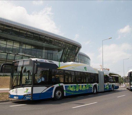 50 elektrycznych autobusów dla Krakowa