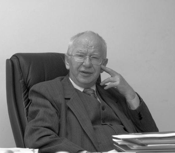Odszedł Tadeusz Zuber od lat związany z Wodociągami Katowickimi