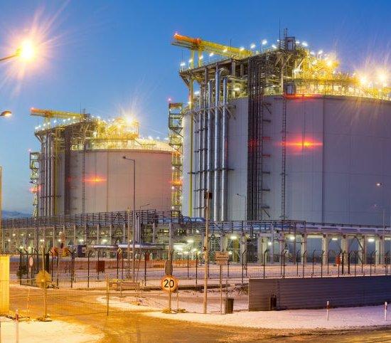 PGNiG zadowolone z budowy nowego eksportowego terminalu LNG w USA