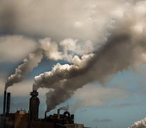 Emisje gazów cieplarnianych na osobę w Europie