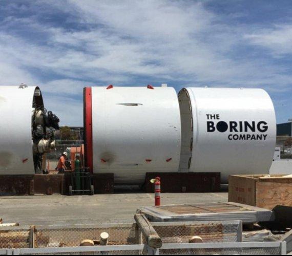 Elon Musk wreszcie buduje tunel: 1500 m rozczarowania
