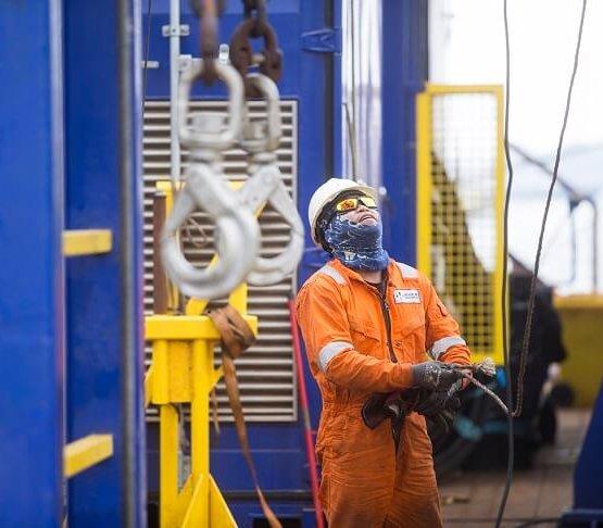 Farmy wiatrowe – wiertnicy Orlenu zbadają dno Bałtyku