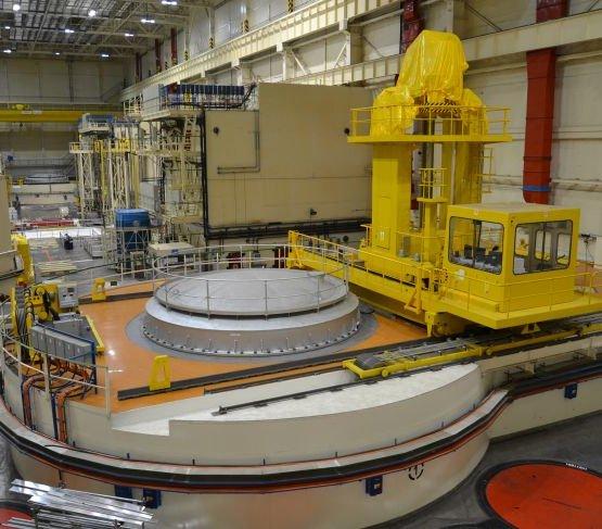 Iran buduje drugi reaktor jądrowy w Buszehrze