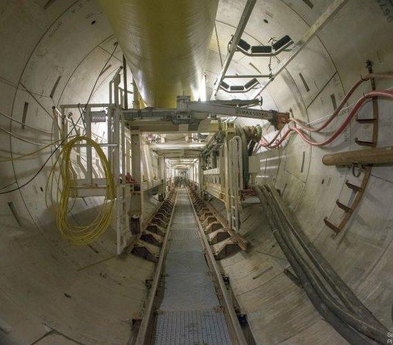 Tunel pomoże oczyścić najbrudniejszą rzekę w Argentynie