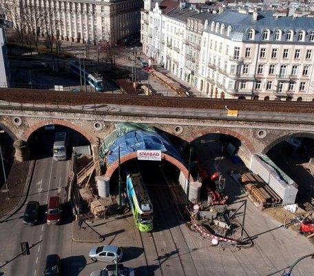 Co dalej z wiaduktem nad ul. Grzegórzecką w Krakowie?