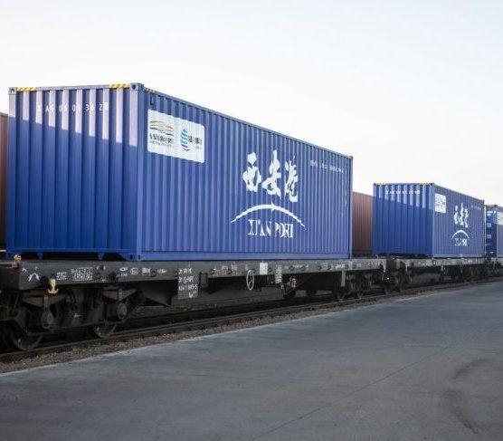 Pociągi z Chin dojeżdżają do gdańskiego portu