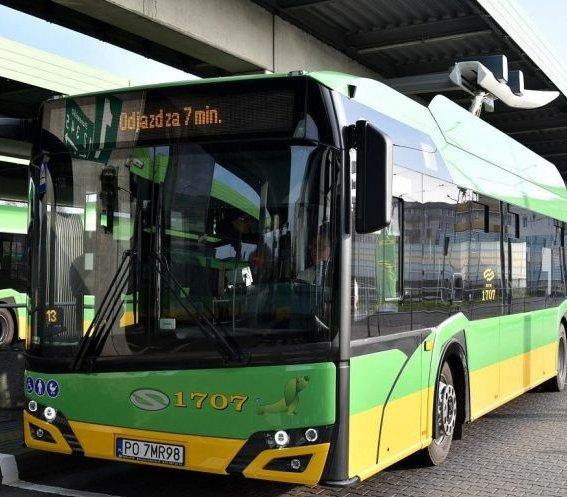 Poznań stawia na elektromobilność