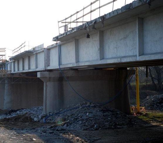 W Ubieszynie zakończono przebudowę mostu nad Sanem