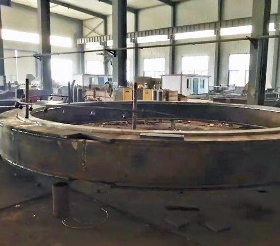 Tunel w Świnoujściu: maszyna TBM już w budowie [zdjęcia]