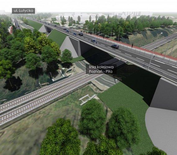 Poznań ma projektanta dwóch wiaduktów. Umowa podpisana