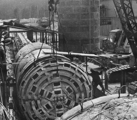Po 40 latach maszyny TBM wracają pod Góry Północnomujskie
