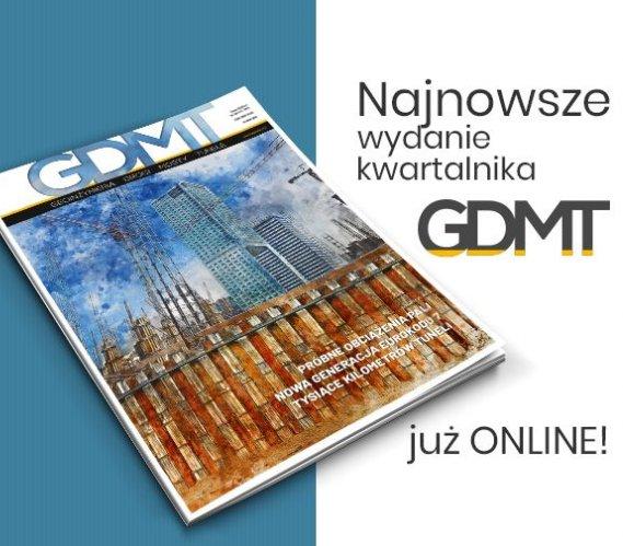 "Jesienny numer kwartalnika ""GDMT"" już ONLINE"