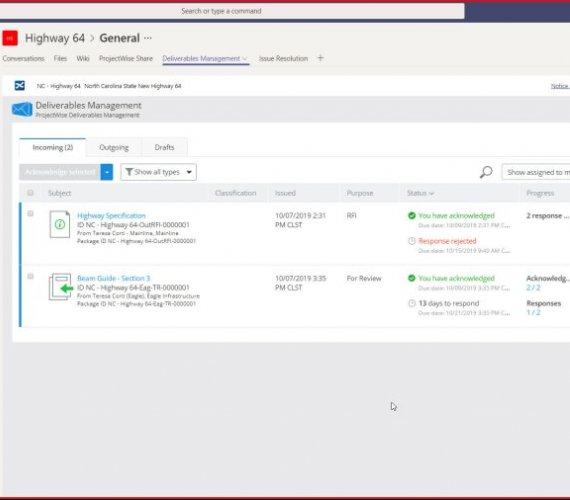 Nowa usługa ProjectWise 365 i kompleksowe rozwiązania SYNCHRO